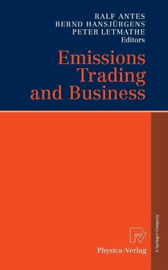 Emissions Trading and Business (eBook, PDF)