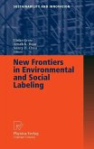 New Frontiers in Environmental and Social Labeling (eBook, PDF)