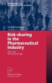 Risk-sharing in the Pharmaceutical Industry (eBook, PDF)