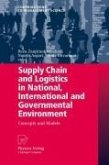 Supply Chain and Logistics in National, International and Governmental Environment (eBook, PDF)