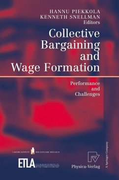 Collective Bargaining and Wage Formation (eBook, PDF)