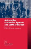 Automotive Production Systems and Standardisation (eBook, PDF)