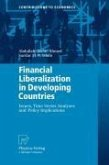 Financial Liberalization in Developing Countries (eBook, PDF)