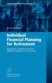 Individual Financial Planning for Retirement (eBook, PDF)