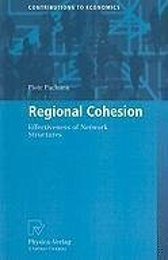 Regional Cohesion (eBook, PDF) - Pachura, Piotr