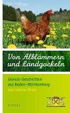 Von Alblämmern und Landgockeln (eBook, PDF)
