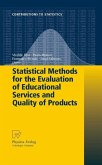 Statistical Methods for the Evaluation of Educational Services and Quality of Products (eBook, PDF)