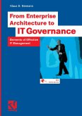 From Enterprise Architecture to IT Governance (eBook, PDF)