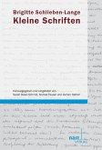 Kleine Schriften (eBook, PDF)