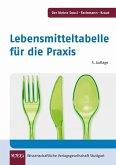 Lebensmitteltabelle für die Praxis (eBook, PDF)