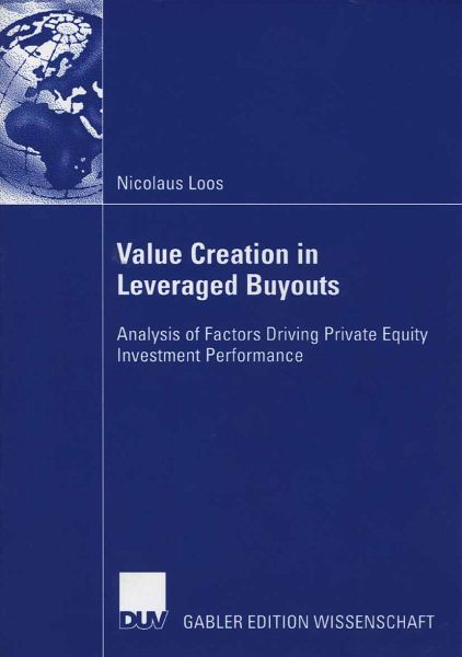 Value Creation in Leveraged Buyouts (eBook, PDF)