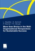 More than Bricks in the Wall: Organizational Perspectives for Sustainable Success (eBook, PDF)