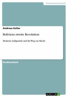 Boliviens zweite Revolution (eBook, PDF)