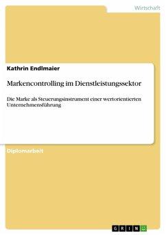 Markencontrolling im Dienstleistungssektor (eBook, PDF)