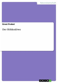 Der Höhlenlöwe (eBook, ePUB)