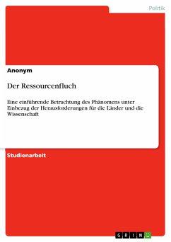 Der Ressourcenfluch (eBook, PDF)