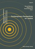 Contemporary Perspectives on Justice (eBook, PDF)