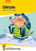 Diktate Deutsch 3./4. Klasse (eBook, PDF)