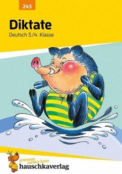 Diktate Deutsch 3./4. Klasse (eBook, PDF) - Widmann, Gerhard