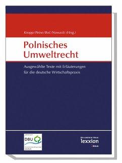 Polnisches Umweltrecht (eBook, PDF)