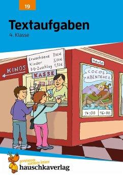 Textaufgaben 4. Klasse (eBook, PDF) - Hauschka, Adolf