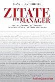 Zitate für Manager (eBook, ePUB)