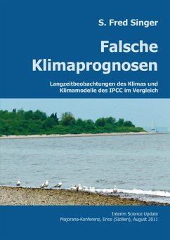 Falsche Klimaprognosen (eBook, ePUB) - Singer, S. Fred