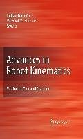 Advances in Robot Kinematics: Motion in Man and Machine (eBook, PDF)