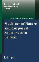 Machines of Nature and Corporeal Substances in Leibniz (eBook, PDF)
