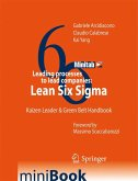 Leading processes to lead companies: Lean Six Sigma (eBook, PDF)