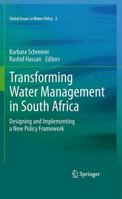Transforming Water Management in South Africa (eBook, PDF)