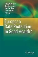 European Data Protection: In Good Health? (eBook, PDF)