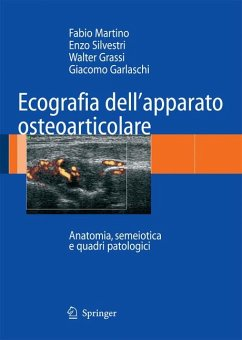 Ecografia dell'apparato osteoarticolare (eBook, PDF)