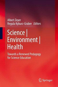 Science   Environment   Health (eBook, PDF)