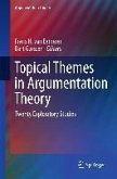 Topical Themes in Argumentation Theory (eBook, PDF)