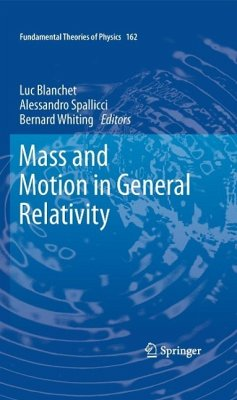 Mass and Motion in General Relativity (eBook, PDF)