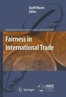 Fairness in International Trade (eBook, PDF)
