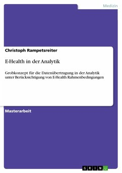 E-Health in der Analytik (eBook, PDF)