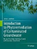 Introduction to Phytoremediation of Contaminated Groundwater (eBook, PDF)