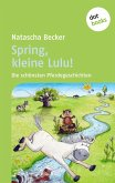 Spring, kleine Lulu! (eBook, ePUB)