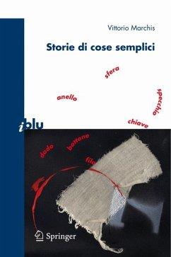 Storie di cose semplici (eBook, PDF)