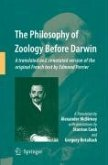 The Philosophy of Zoology Before Darwin (eBook, PDF)