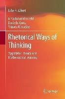 Rhetorical Ways of Thinking (eBook, PDF) - Albert, Lillie R