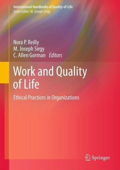 Work and Quality of Life (eBook, PDF)