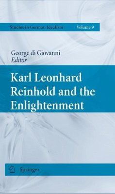 Karl Leonhard Reinhold and the Enlightenment (eBook, PDF)
