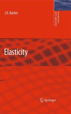 Elasticity (eBook, PDF) - Barber, J. R.