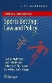 Sports Betting: Law and Policy (eBook, PDF)