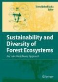Sustainability and Diversity of Forest Ecosystems (eBook, PDF)