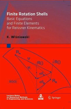 Finite Rotation Shells (eBook, PDF) - Wisniewski, K.