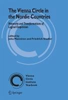 The Vienna Circle in the Nordic Countries (eBook, PDF)